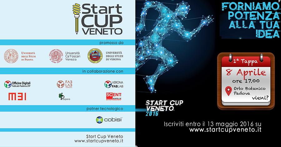StartCUP Veneto - Forniamo Potenza alla Tua Idea