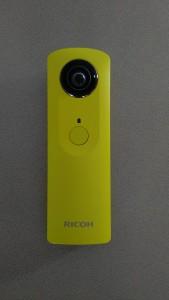 Ricoh Fotocamera 360°