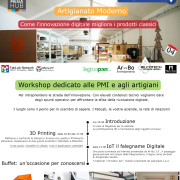 WorkShop MegaHub con loghi regionali